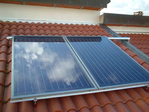 Pannello Solare Termico Immagini : Progettazione impianto solare termico